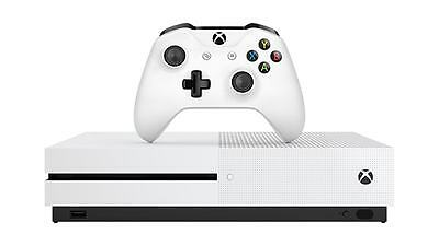 Microsoft Xbox One Slim 1s 500GB Console White NEW