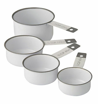 New Austen 4 Piece Measuring Cup Set