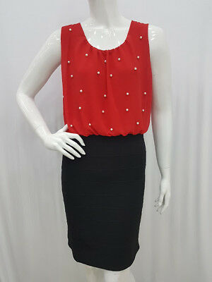 New Ladies Women Stunning Top Short Front with Necklace