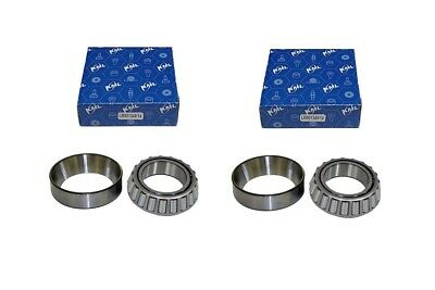 Dana 30 Front Axle Differential Carrier Bearing Kit Jeep Grand Cherokee Wj 99-04