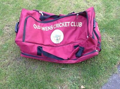 large cricket bag