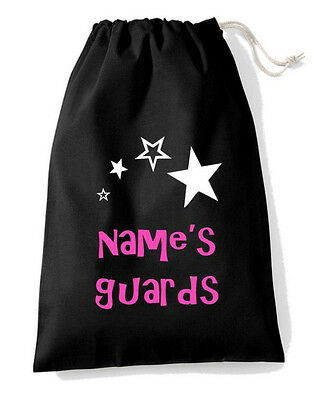 Personalised Guards Bag Gymnastics Gym Chalk Gymnast Your Name