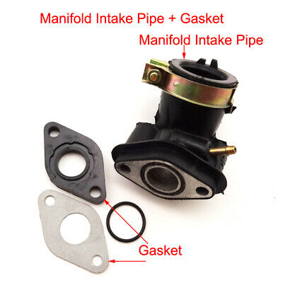 Intake Manifold Inlet Pipe Gasket For GY6 50cc Sunl Znen Jmstar Moped Scooter