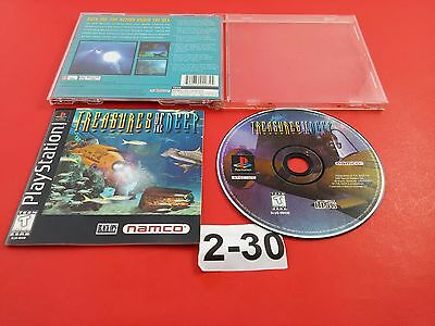 Treasures of the Deep [Complete CIB] (Sony Playstation PS1) Tested & Working