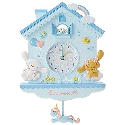 Cinnamoroll Decorative Pendulum Clock