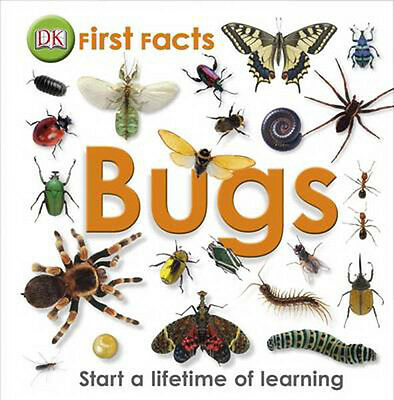 First Facts Bugs | DK