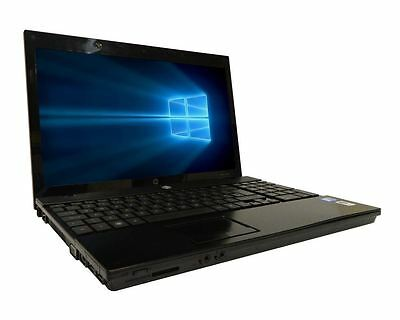 HP ProBook 4510s | Intel Core 2 Duo 2.00GHz | 4GB 320GB | Windows 10 HDMI