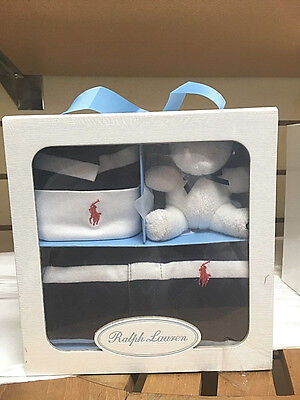 Ralph Lauren Navy Gift Box Set *7 day special offer*