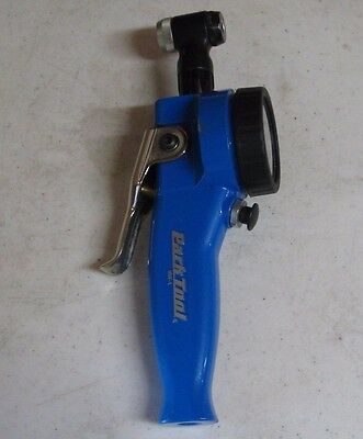 Park Tool INF-1 Inflator for Bicycles Bike Shop Presta Schrader 220psi - Used