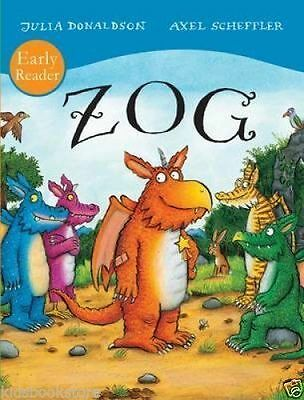 Julia Donaldson Story Book - Early Reader -  ZOG - Paperback -  NEW