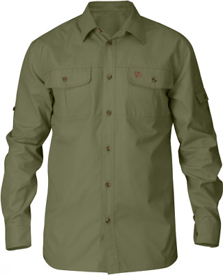 Fjallraven Men`s Sarek Trekking Shirt ... Brilliant for Summer