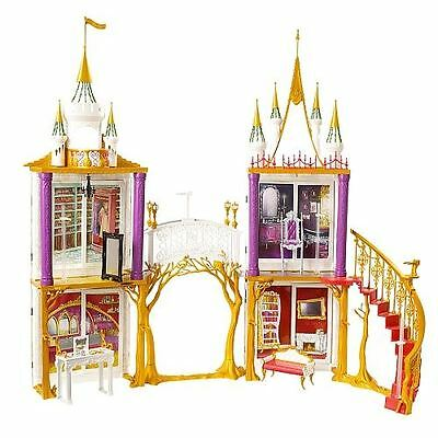 Ever After High 2 in 1 Transforming Castle School Playset Dolls House