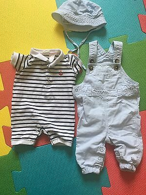 H&M Summer Baby Boys Bundle 1-2 0-3 Months