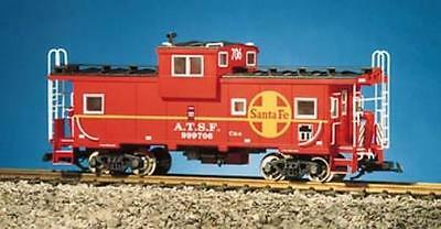 "USA Trains USA12101 Extended Caboose ""Santa Fe"""