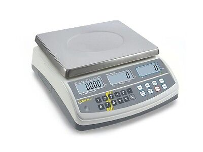 Scale Table Scale Compact Scales Scale Count 15kg Kern CPB 15k2dm Uncalibrated