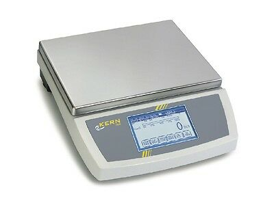 Inventory Scale Scale with Touchscreen 0,1 G - 36 kg Kern FKA 30k-4
