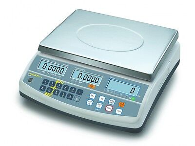 Scale Table Scale Compact Scales Scale Count 0,2 G - 15 kg Kern CFS 15k0.2