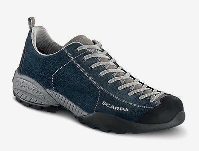 Shoes SCARPA MOJITO GTX Teal Man