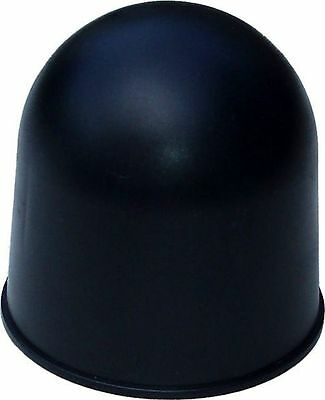 Black tow ball cap grease cover towing bar.Buy one, get one free