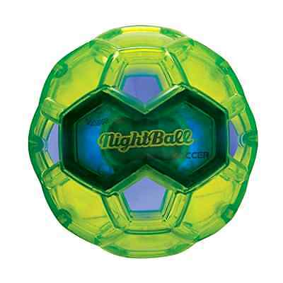 Tangle Sports Soccer Ball Matrix Airless Nightball With LED Lights Outdoor Play