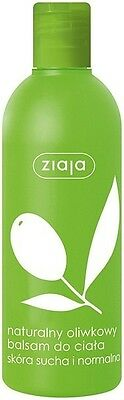 Ziaja Natural Olive Body Lotion Dry and Normal Skin 300ml IAI