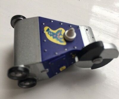 BBC Robot Wars:PUSSYCAT Pull back And Go MiniBot Kid Toy Collectable Figure Game