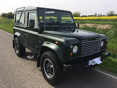 Land Rover Defender 90 2.5 TD5 CSW