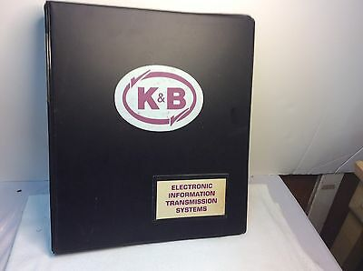 K & B Drugs New Orleans Office Binder Katz And Besthoff