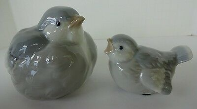 Vintage Otagiri Porcelain Birds Japan