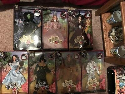 Barbie 50th Anniversary Wizard Of Oz Set
