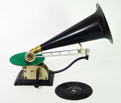 Standard Talking Machine Model Aa Schwenkstab Grammophon Gramophon