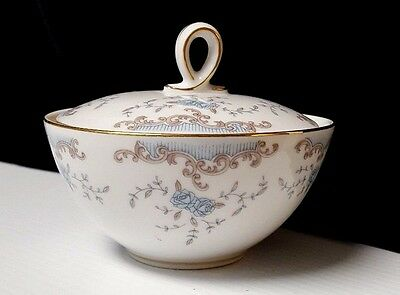 IMPERIAL CHINA  W. Dalton SEVILLE 2-pc Covered Sugar Bowl #5303