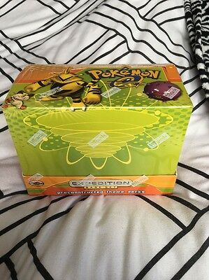 Pokemon Expedition Base Set Theme Deck Box Sealed Mint
