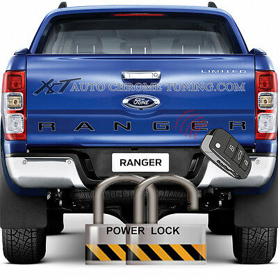 Ford Ranger ab 2016 - Heckklappenzentralverriegelung / Power Lock