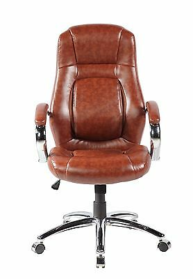 Chair Desk Office Computer Task High Back Executive PU Ergonomic Swivel Gaming