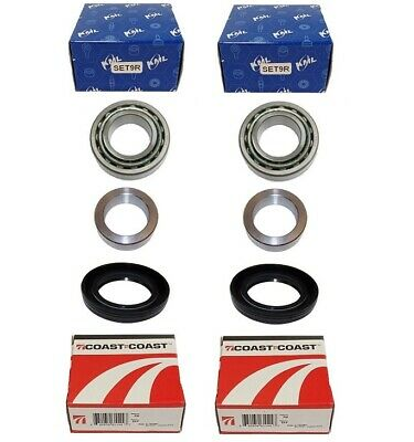 2 x REAR WHEEL  / OUTER AXLE BEARING KIT - KML - JEEP GRAND CHEROKEE WJ WG 99-04