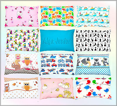 cot/ cot bed pillowcases 40x60 cm & 40x40 cm new patterns cotton baby children