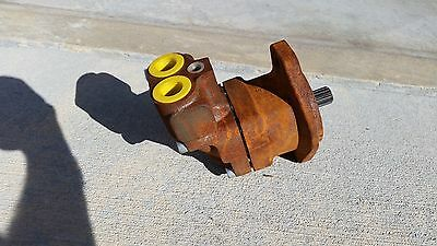 Parker Hydraulic Motor/Pump, Series F11-SAE