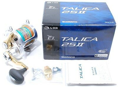 Shimano TALICA 25II Big Game Reel NearMint