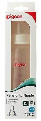Pigeon Slim Neck Peristaltic Bottle 240Ml (Pp)