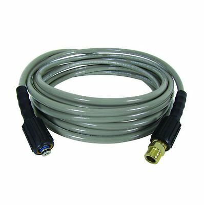 Replacement/Extension Hose, 3,600 psi Hose With Adapter For Gas Pressure Washer