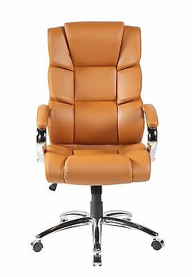 Chair Executive Office High Back Computer Desk Task Pu Ergonomic Swivel Gaming