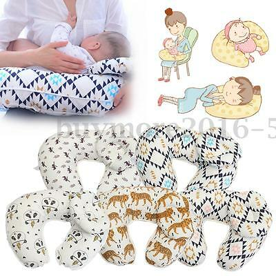 Detachable U-Shaped Maternity Breastfeeding Nursing Support Pillow Newborn Baby