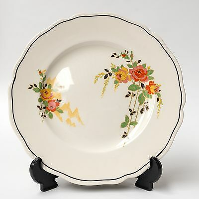 "Royal Doulton ""Rosslyn"" Main Plates, 26cm  D5399"