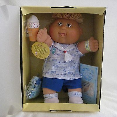 25th Year 2008 Cabbage Patch Kids Babies Boy Ice Cream T26028 851000