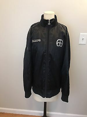 Pepsi Pro Street Race Team Satin Jacket Cola Soda Cars Racing Men's Size Xl Rare