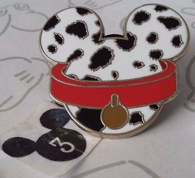 101 Dalmatians Mickey Mouse Character Icon Mystery Disney Pin Buy 2 Save $