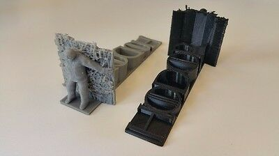 Hodor, Hold The Door Stop- 3D Printed Game of Thrones Doorstop - GRAY