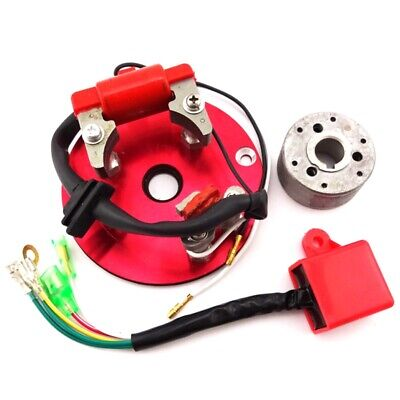 Dirt Bike Racing Magneto Stator Rotor CDI For 110cc 125cc 140cc SSR CRF50 Stomp