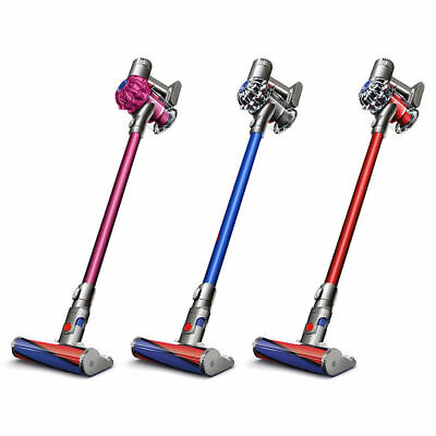 Dyson SV06 V6 Fluffy Pro Animal Cordless Vacuum | 3 Colors | New